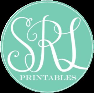 SRL Printables Logo