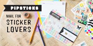 Pipsticks Subscription